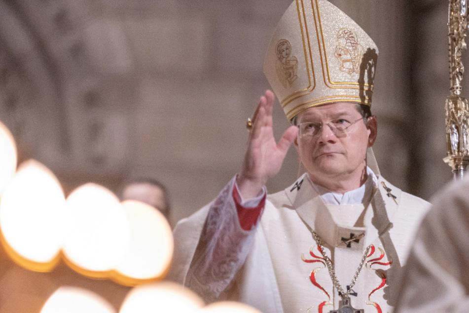 Der Freiburger Erzbischof Stephan Burger (58).