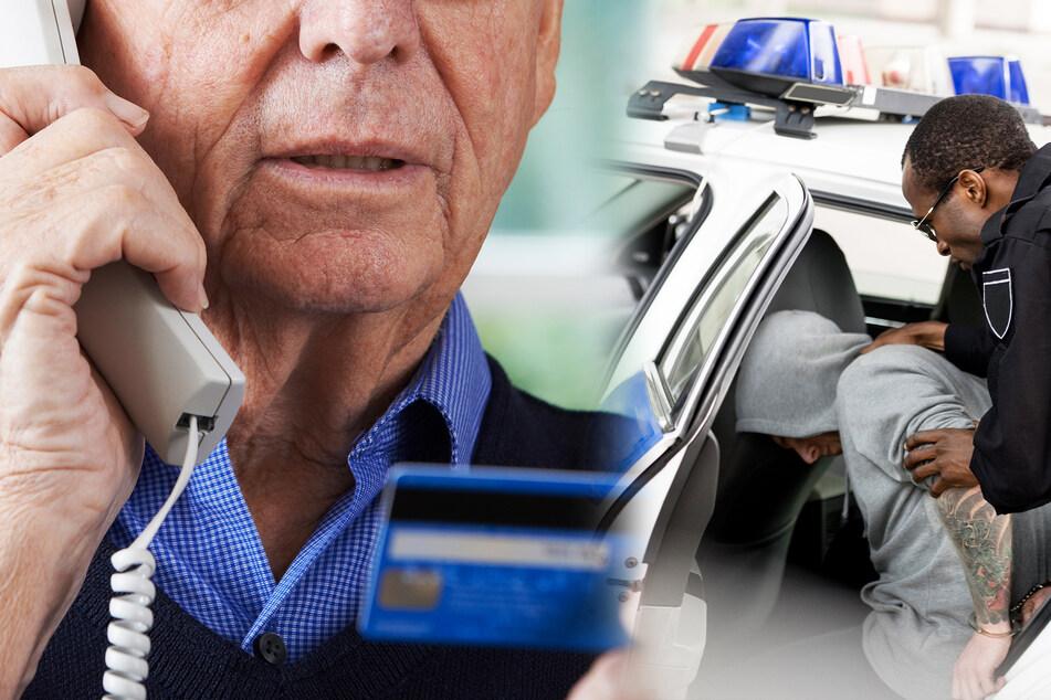 Deutsche Rentner am Telefon abgezockt: Ganze Bande zerschlagen und verhaftet!