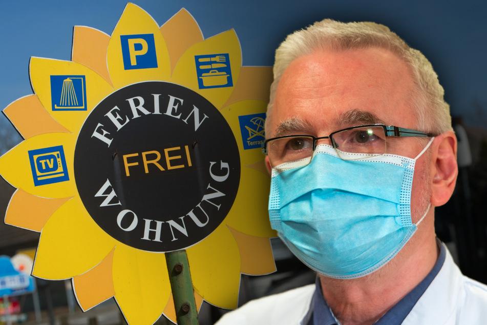 """Chemnitz: Chemnitzer Infektiologe warnt vor Osterurlaub: """"Lieber zurückhalten!"""""""