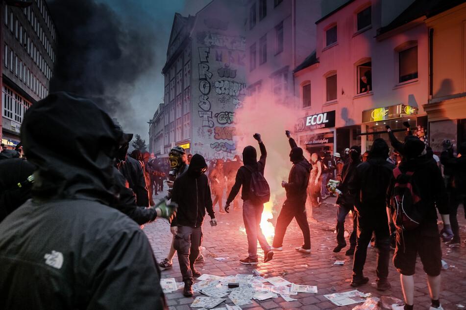 G20-Krawalle: Prozess gegen Aufmarsch am Rodenbarg beginnt!
