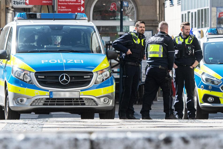 Polizisten nahmen in Görlitz einen Ladendieb fest, der bereits zur Verhaftung gesucht wurde. (Symbolbild)