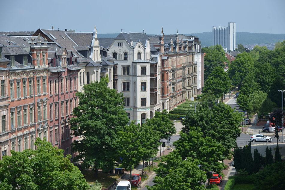 Der Kaßberg ist eines der beliebtesten Wohnviertel in Chemnitz.