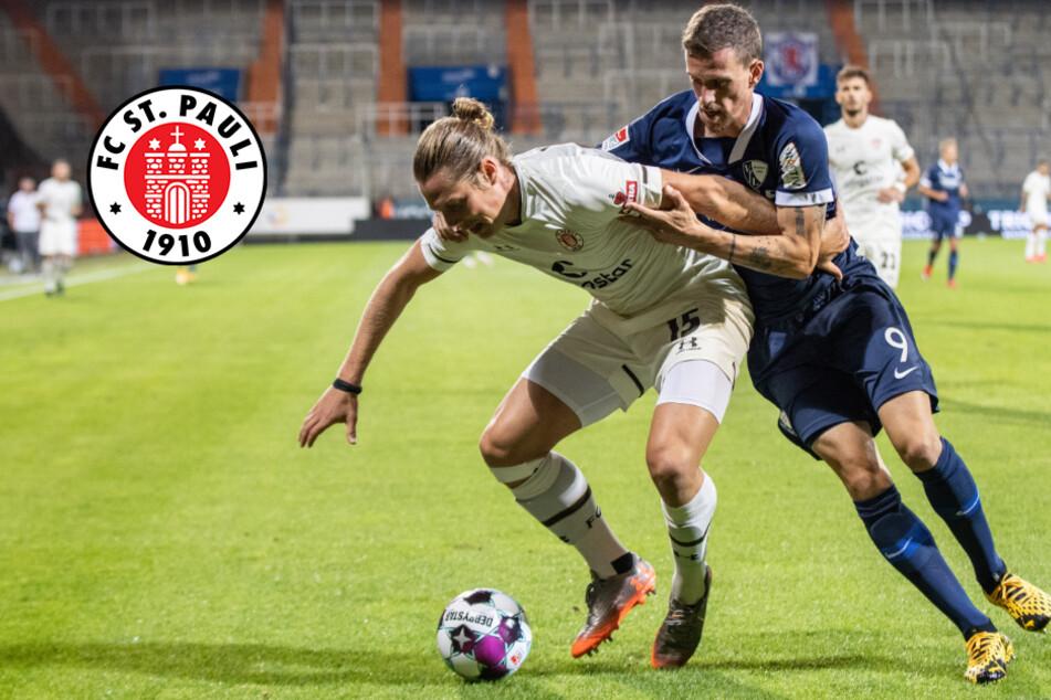 FC St. Pauli holt sich mit Remis Selbstvertrauen zurück