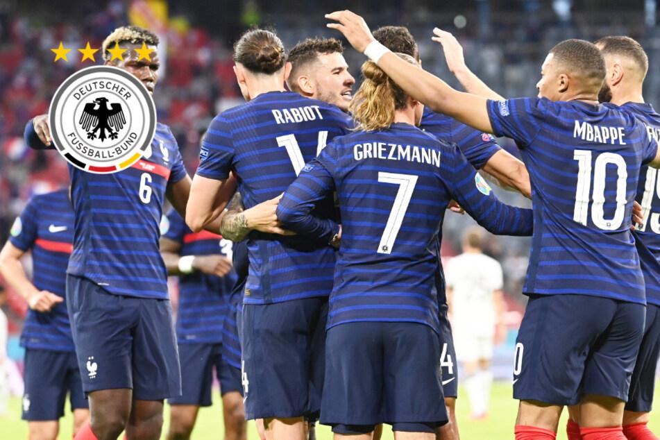 Liveticker zu Frankreich gegen Deutschland: DFB-Elf verliert wegen Hummels-Eigentor