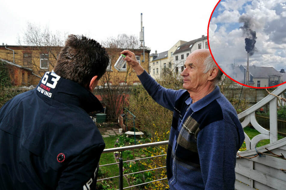 Tauchturm qualmt und stinkt: Anwohner ziehen vor Gericht