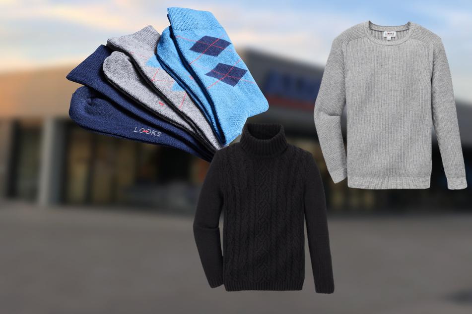 Mode von Wolfgang Joop gibt's ab Donnerstag (3.12.) bei ALDI mega günstig