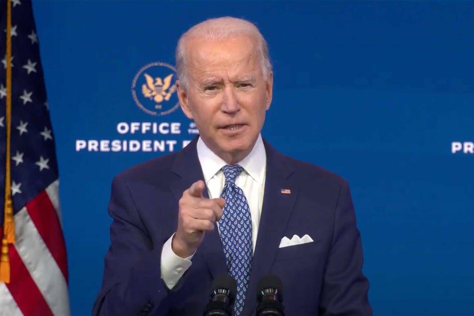 President-elect Joe Biden (78) will hold a rally in Atlanta, Georgia on Monday, as the Senate runoff election comes to a head.