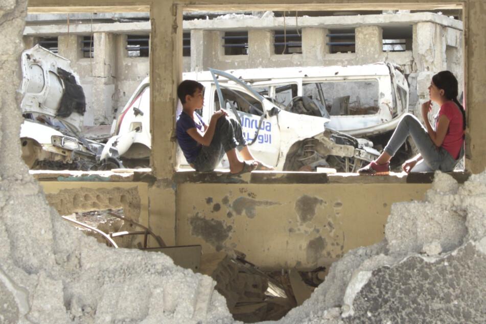 Doku über Kinder im Bürgerkrieg Syriens: SOS-Kinderdörfer ehren Film