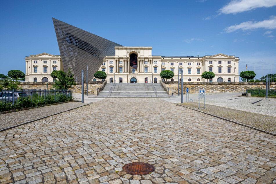 """""""Gespalten"""": Das Militärhistorische Museum zeigt einen Ausschnitt aus der Geschichte aber auch wie aktuell der heute noch ist."""