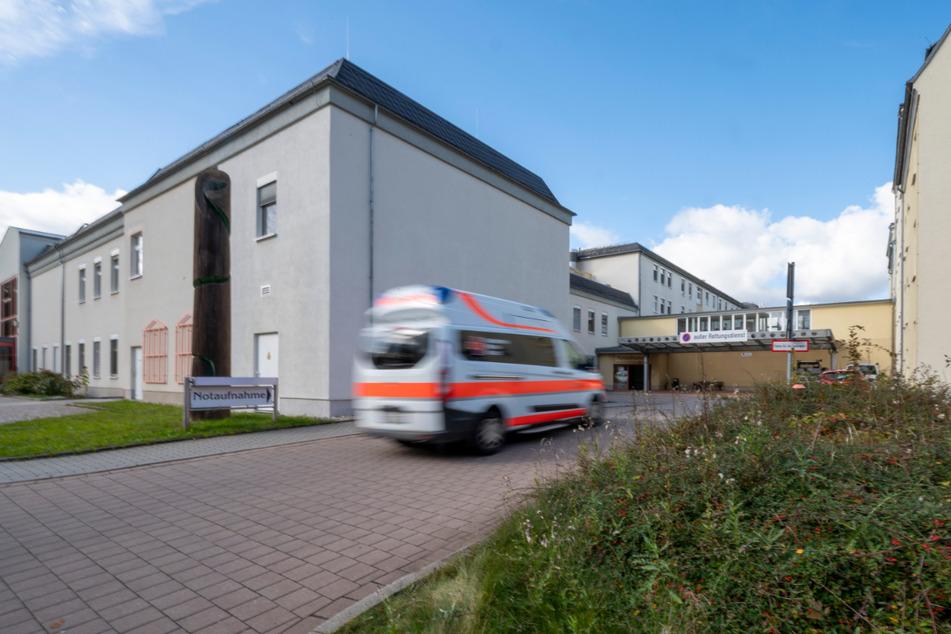 Die Kinderklinik des DRK-Krankenhauses in Lichtenstein soll aus Kostengründen schließen.