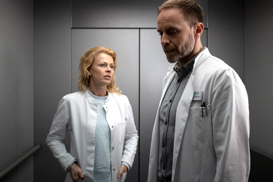 """""""In aller Freundschaft"""": Welche Geschichte verbindet diese beiden Ärzte?"""