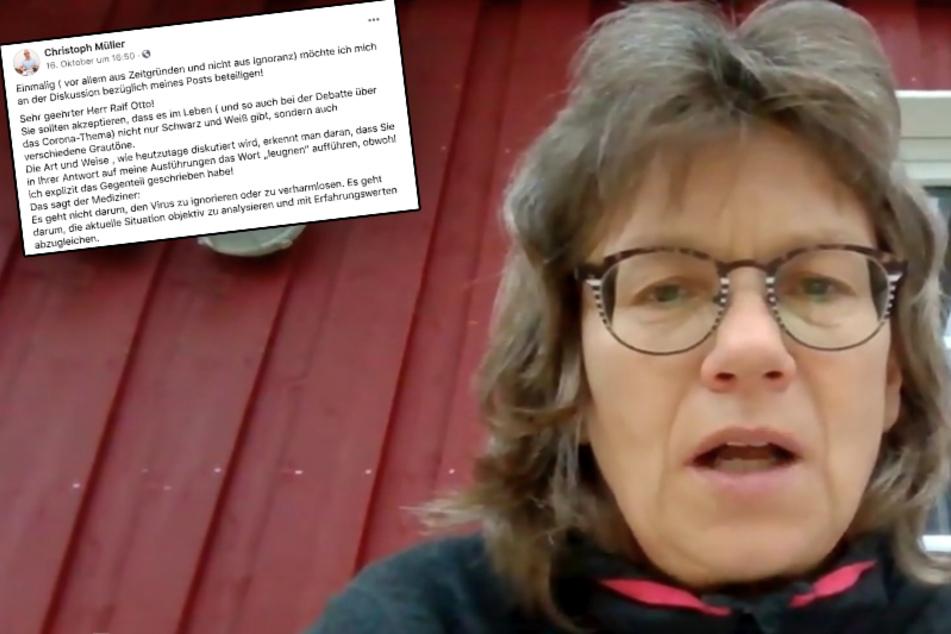 """Ärztin aus dem Erzgebirge über Corona: """"Wir haben keine Pandemie"""""""