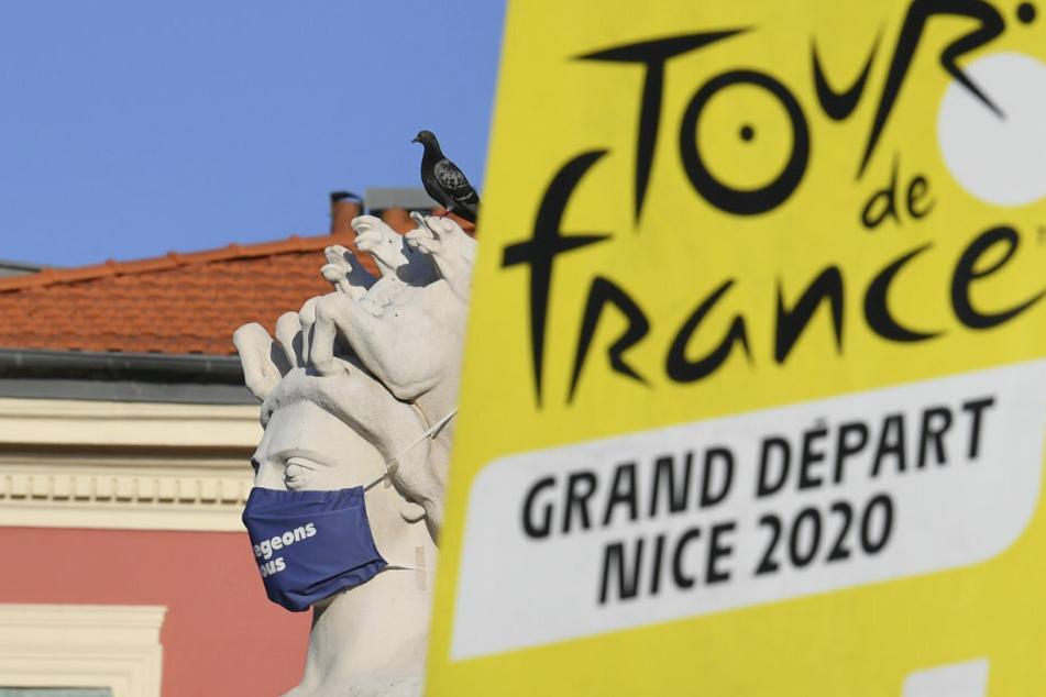 Tour de France verschärft erneut Maßnahmen.