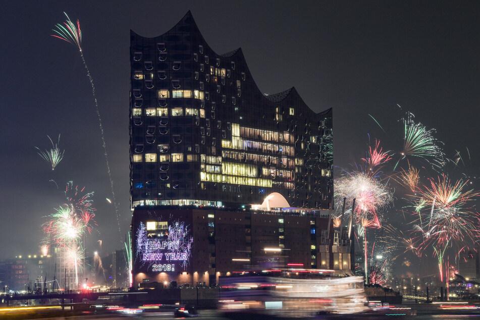 Feuerwerk wird es zum Jahreswechsel 2020/2021 in Hamburg nicht geben.