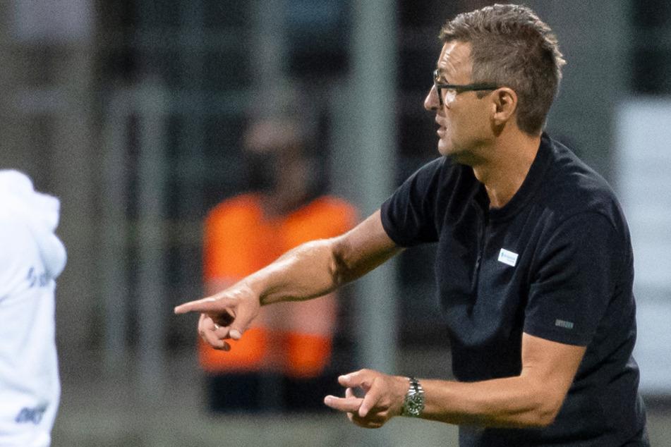 """Michael Köllner (51) warnt seine Spieler vom TSV 1860 München vor Eintracht Braunschweig: """"eine Bomben-Mannschaft""""!"""