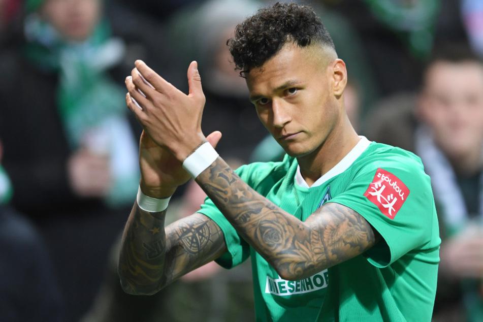 Im Winter kehrte Davie Selke zu Werder Bremen zurück.