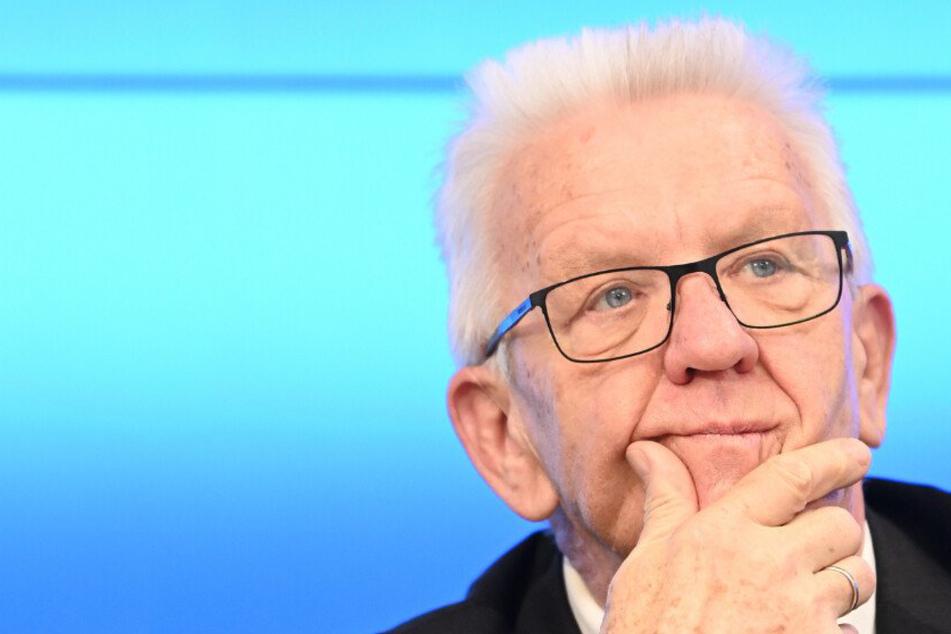 Umfrage-Hammer: Grün-Schwarz verliert in Baden-Württemberg drastisch!