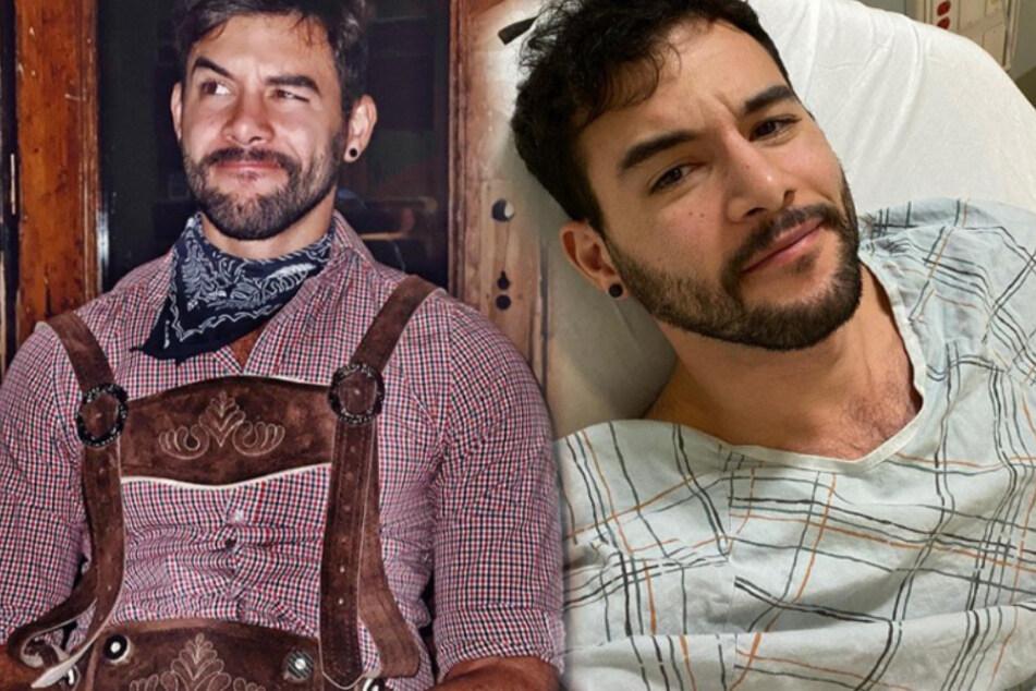 Blut gehustet, Lungenentzündung, kaum Besserung: Jung-Designer trifft Corona mit voller Breitseite