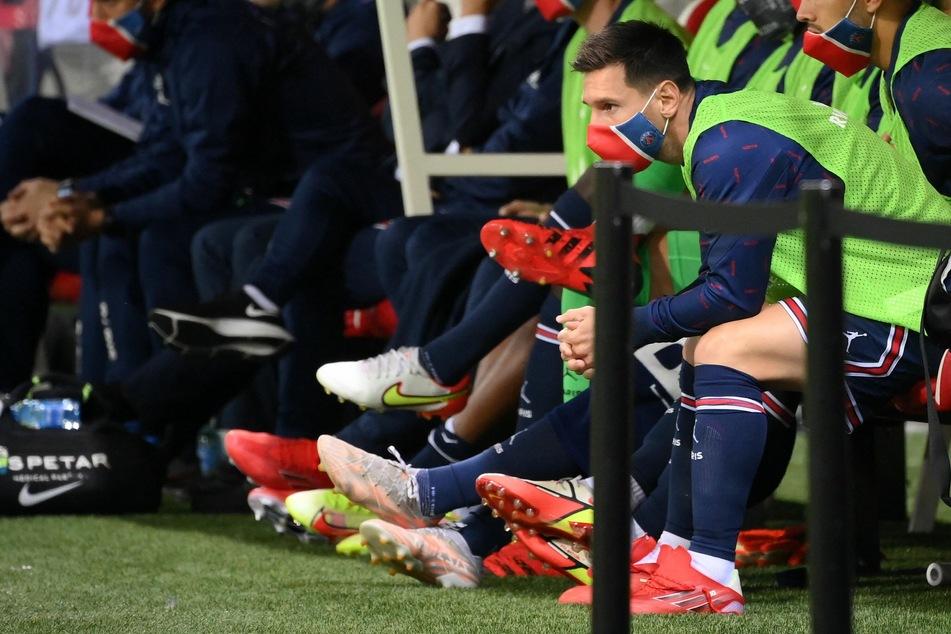 Noch nicht angekommen: Lionel Messi (34) hat Anpassungsschwierigkeiten bei seinem neuen Verein und in dem neuen Land.