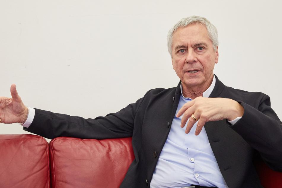 Hamburgs Ballett-Intendant John Neumeier (81)