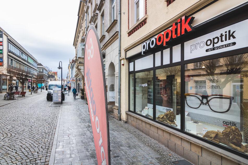 Wer hier eine Brille kauft, spart 100 Euro!