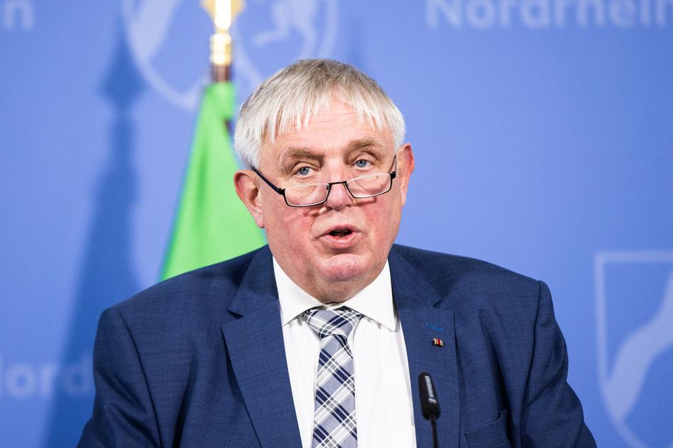 NRW-Gesundheitsminister Karl-Josef Laumann (CDU) hat die Solidarität der NRW-Bürger in Corona-Zeiten gelobt.
