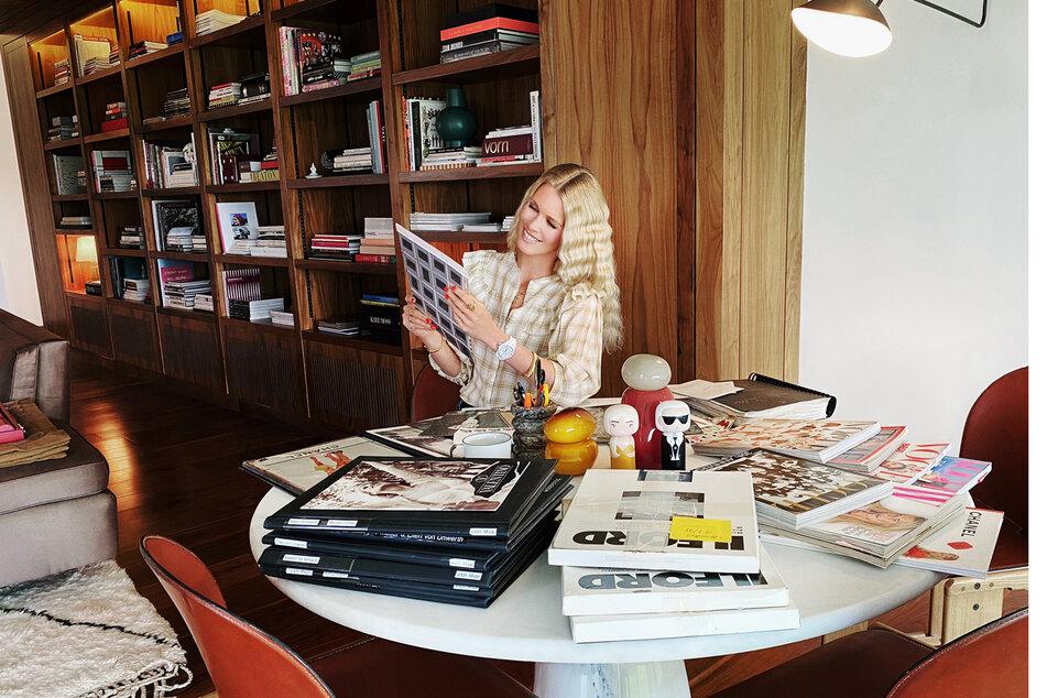 """Die Ausstellung """"Captivate!"""" über die Modefotografie der 1990er Jahre ist die erste Arbeit von Model-Ikone Claudia Schiffer (51) als Kuratorin."""