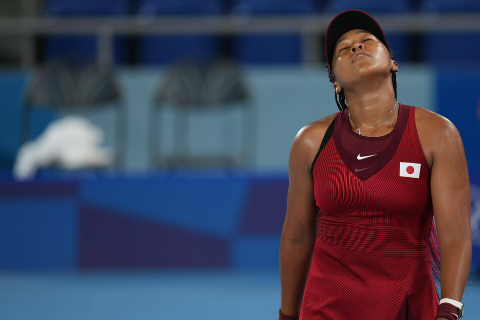 Olympics: Naomi Osaka crashes out of women's singles after surprising third-round defeat