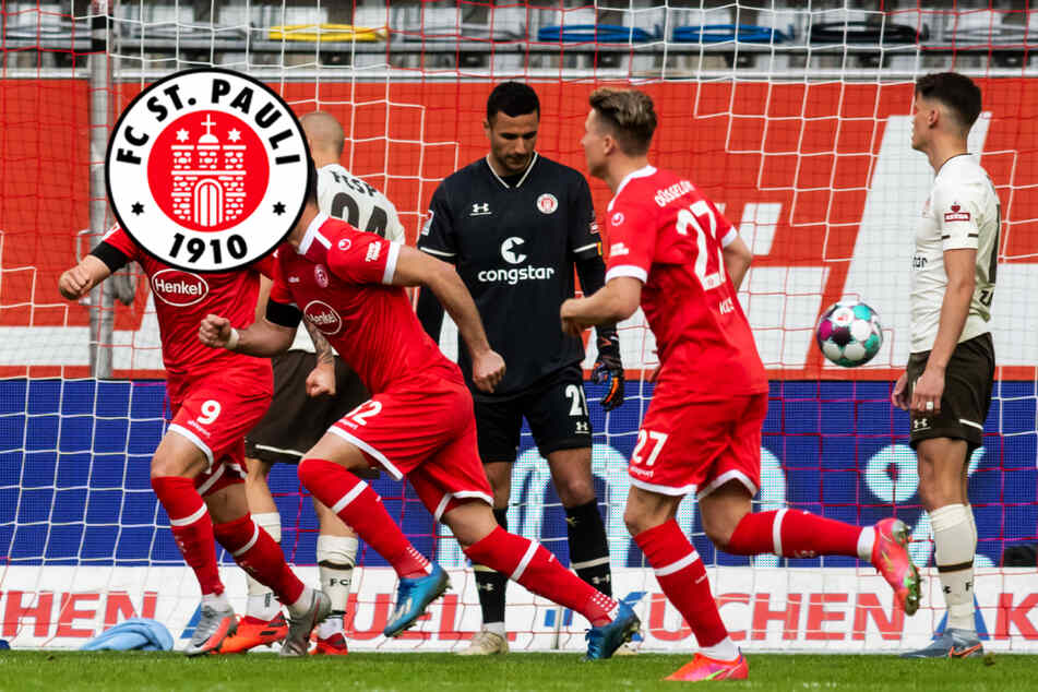 Höhenflug des FC St. Pauli endet: Kiezkicker unterliegen in Düsseldorf!