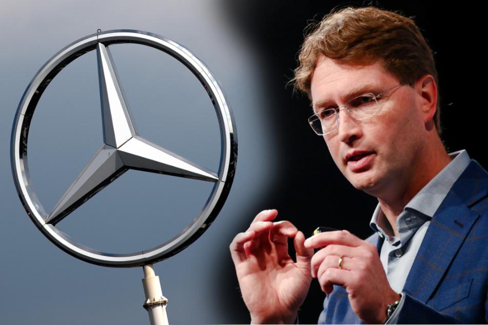 Coronavirus schadet auch Automobilbauer Daimler