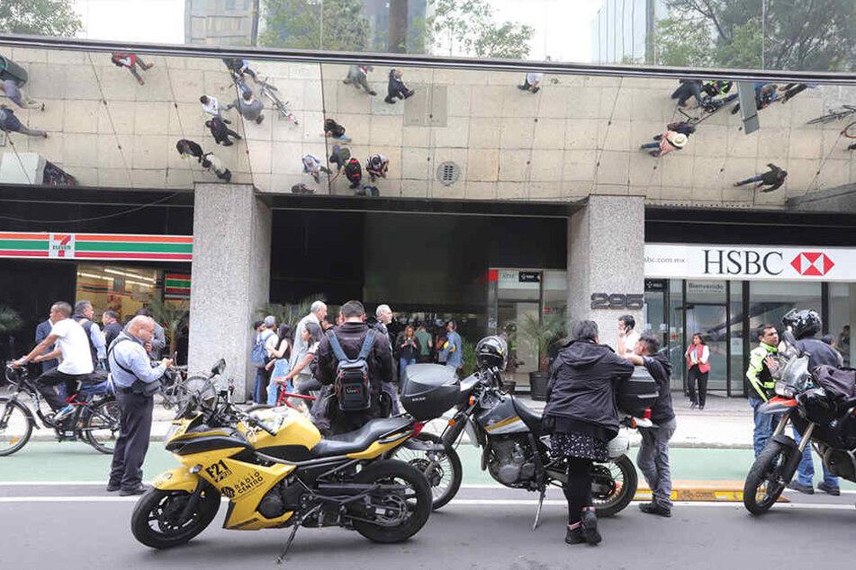 Die Münzprägeanstalt in der mexikanischen Hauptstadt wurde überfallen.