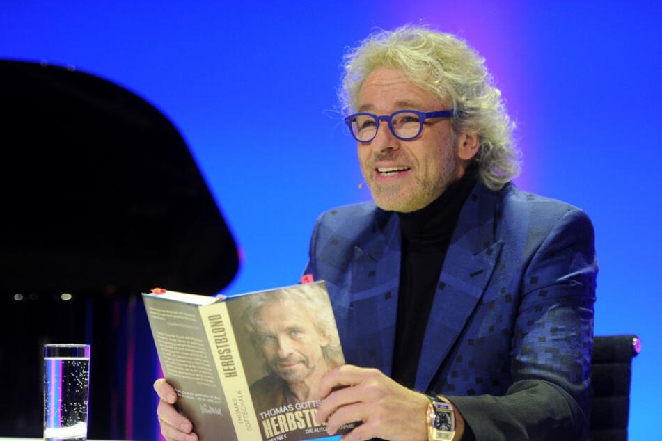 Thomas Gottschalk: Entertainer startet ab März mit neuer Show