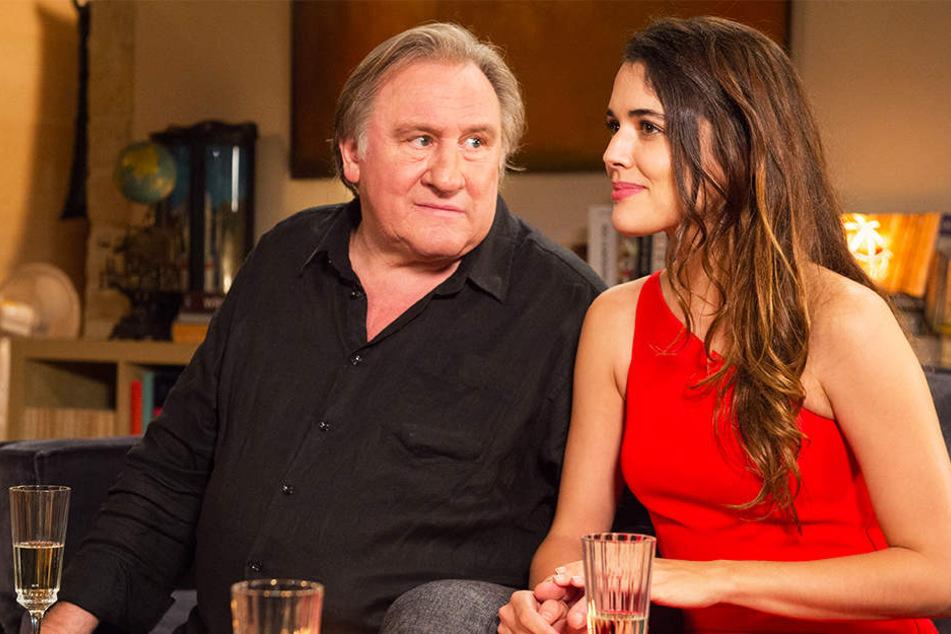 """Depardieu und Schönheit Ugarte im witzigen Kinofilm """"Verliebt in meine Frau"""""""