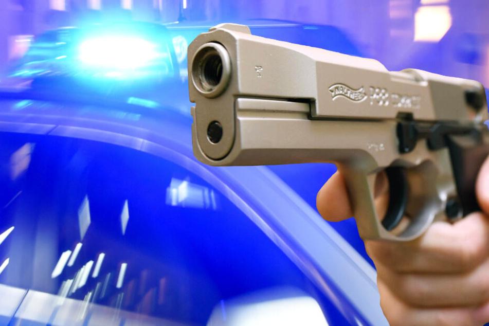 Schüsse in Kassel! Polizei nimmt drei Männer fest
