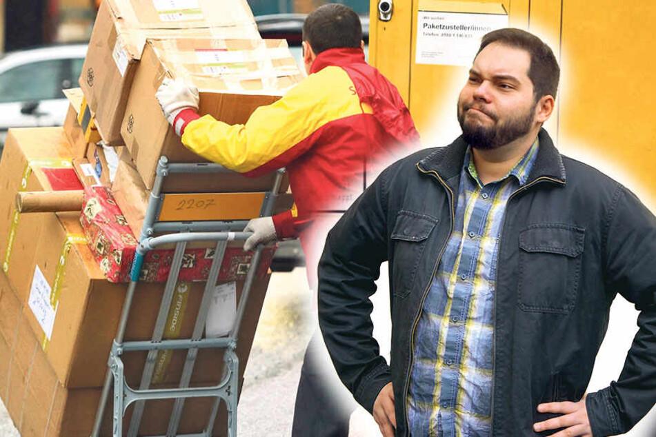 Kein Paket, weil DHL sich um Mitarbeiter kümmert