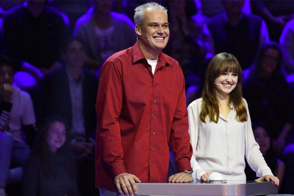Frank Thron (50) und seine Stieftochter Jacqueline Hauk (26) sind die ersten Kandidaten.