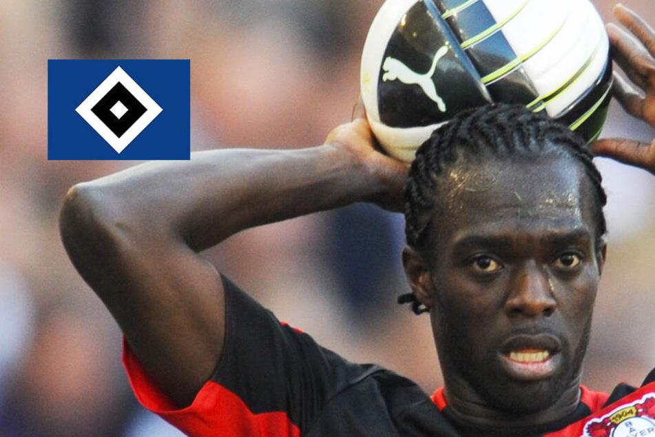 Lieber Frauenfußball statt HSV: Hans Sarpei haut mal wieder einen raus!