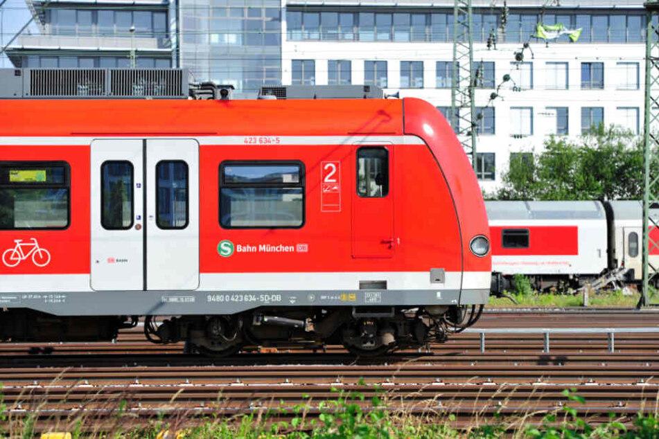 Auf der Strecke vom Münchner Ostbahnhof nach Markt Schwaben ereignete sich der Vorfall.