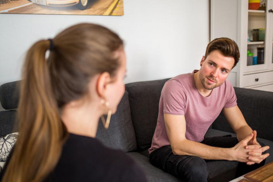 Tobias Ritter im Gespräch mit TAG24-Reporterin Saskia Weck.