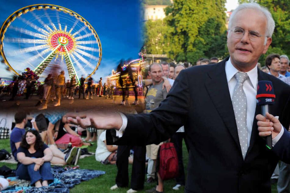 Harald Schmidt, Volksfest und Porsche: Das ist Euer Sonntag bei geilstem Wetter