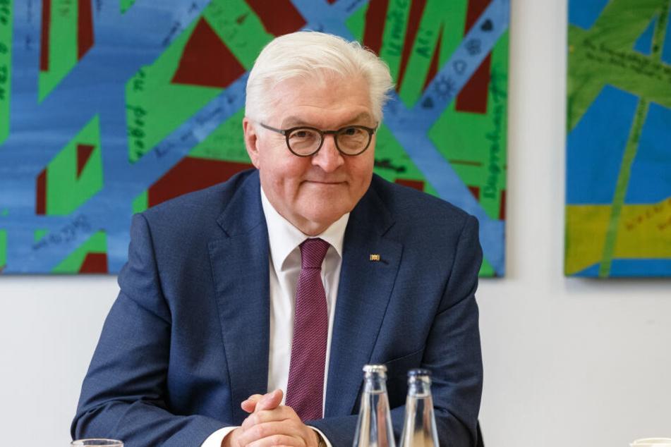 Frank-Walter Steinmeier übernimmt die Schirmherrschaft für die Veranstaltung.