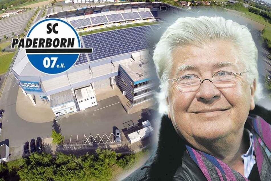 SCP droht Insolvenz! Präsident Finke gibt Stadtrat Lösungsvorschläge