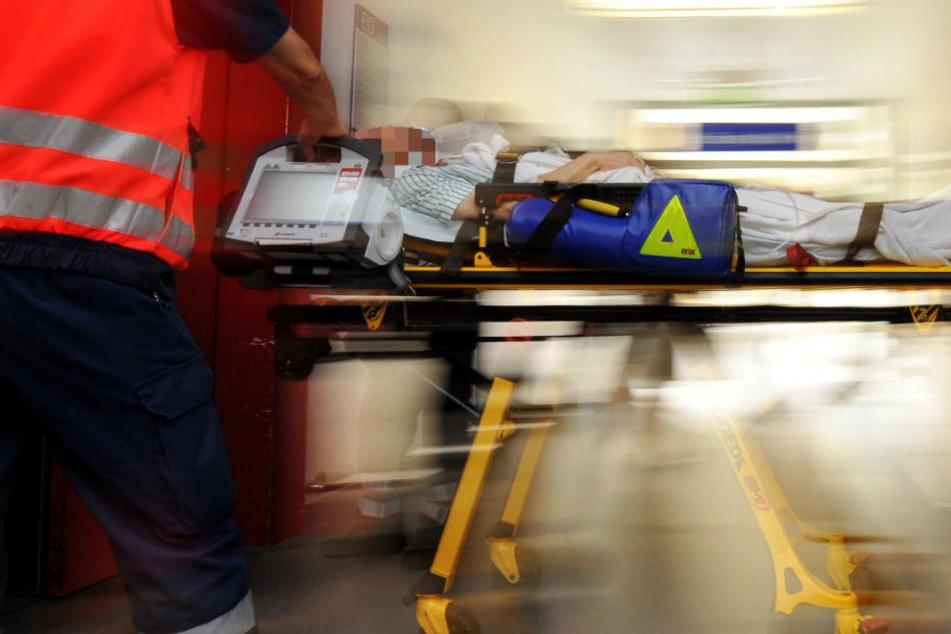 Das Opfer erlitt schwerste Verletzungen und musste operiert werden (Symbolbild).