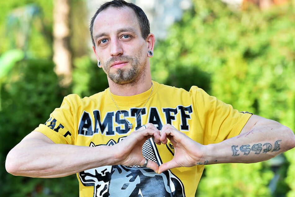 Klaus Baszewski (39) kämpft um das Herz seiner Liebsten.