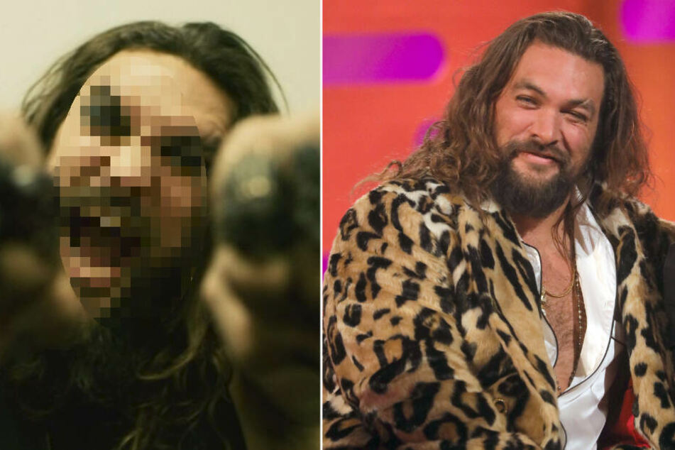 Hollywood-Hottie Jason Momoa komplett verändert