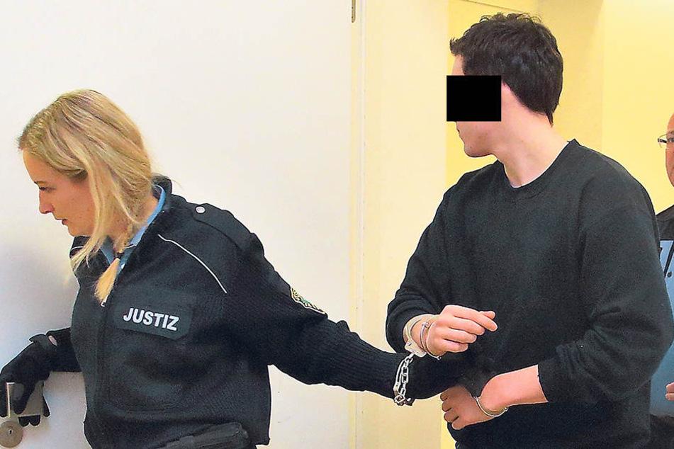 Michael W. (22) wurde nach seinem Geständnis mittlerweile wieder aus der  U-Haft entlassen.