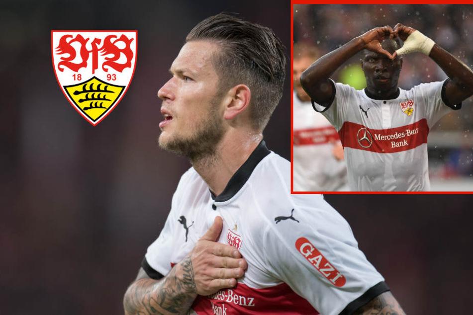 VfB muss heute ohne Ginczek und Akolo punkten