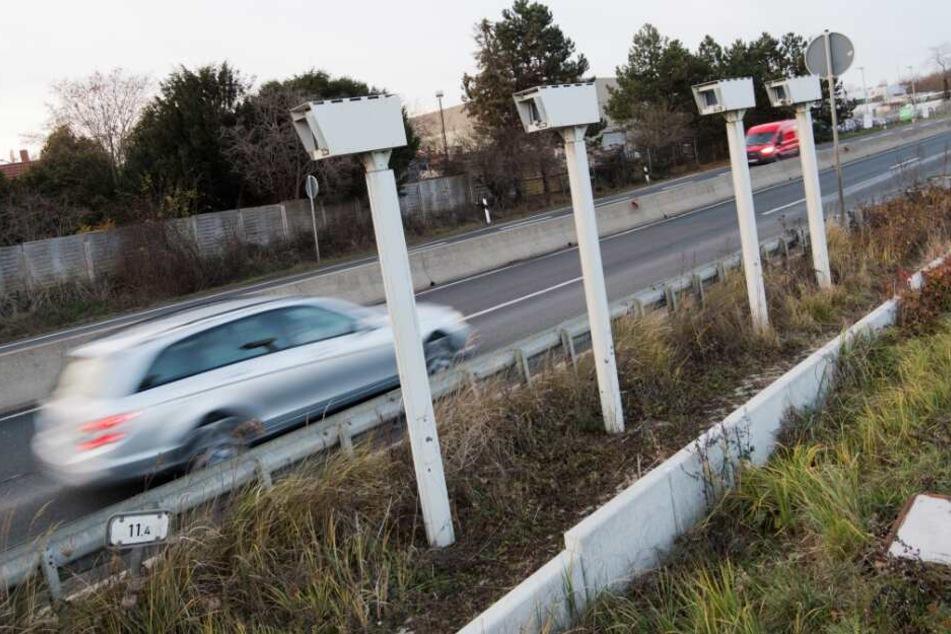 Ab Montag drohen Strafzettel auf der B6 Bei Hannover - und das nicht zu knapp.