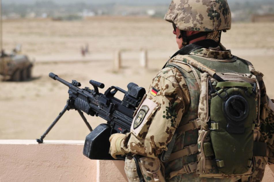 In den vergangenen Jahren wurde gegen mehr als 60 Soldaten ermittelt. (Symbolbild)