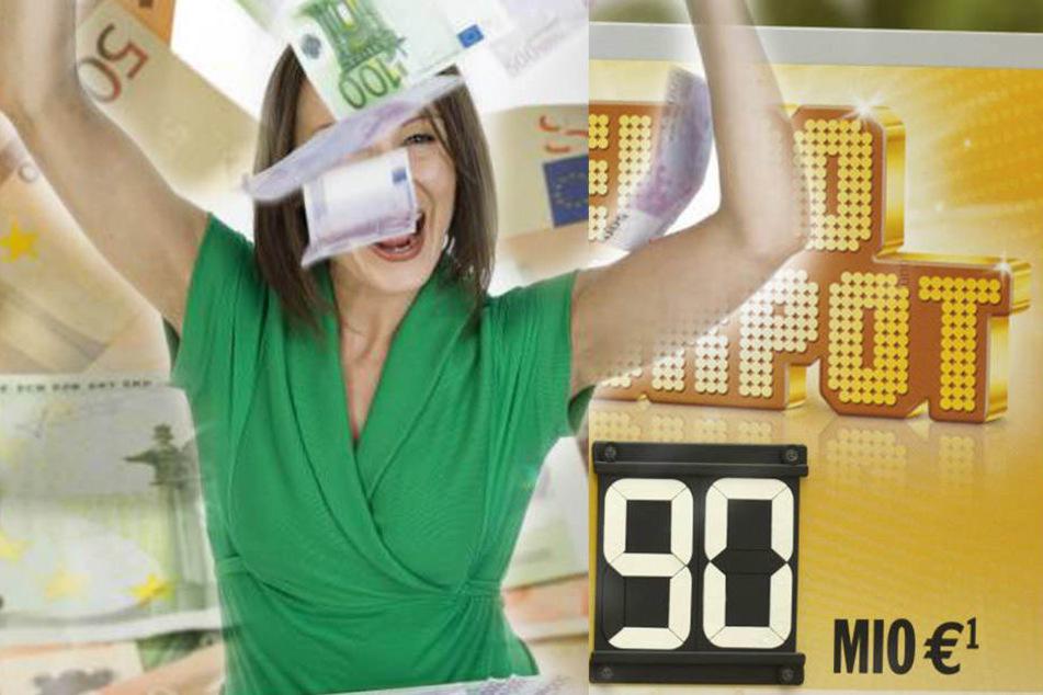 Berlinerin wird unabsichtlich Lotto-Millionärin